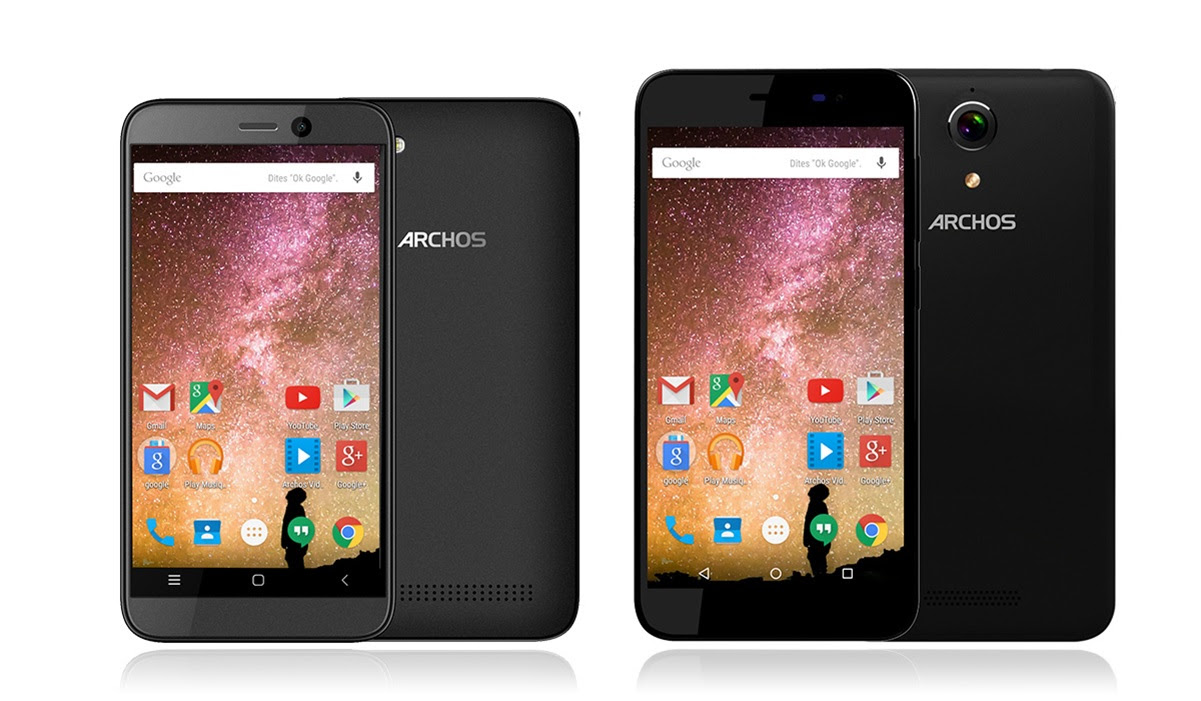 Archos Power range