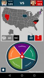 political run pinwheel