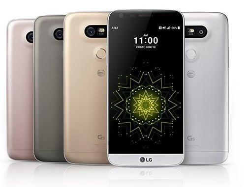 LG G5 Family ATT