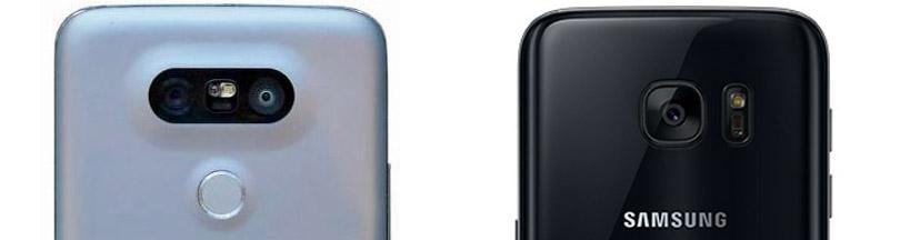 LG G5 vs Samsung Galaxy S7 Cameras