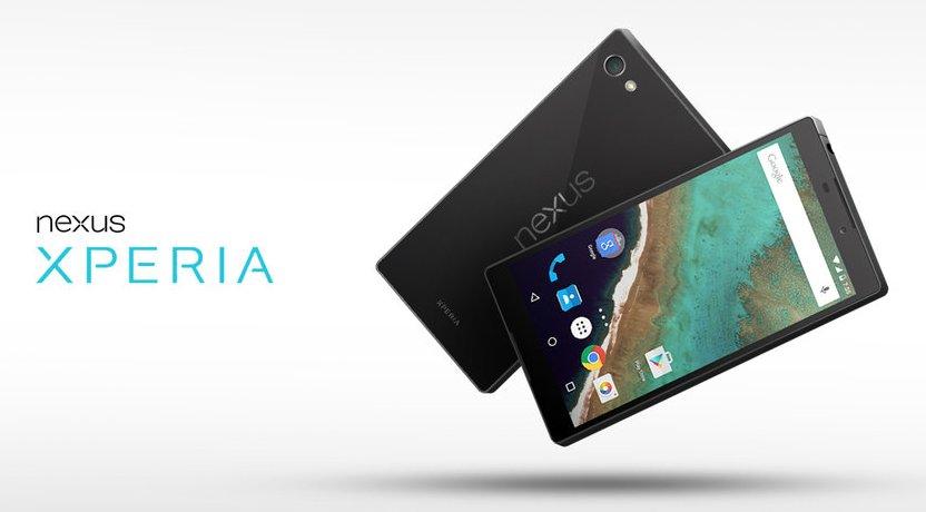 Sony Nexus concept
