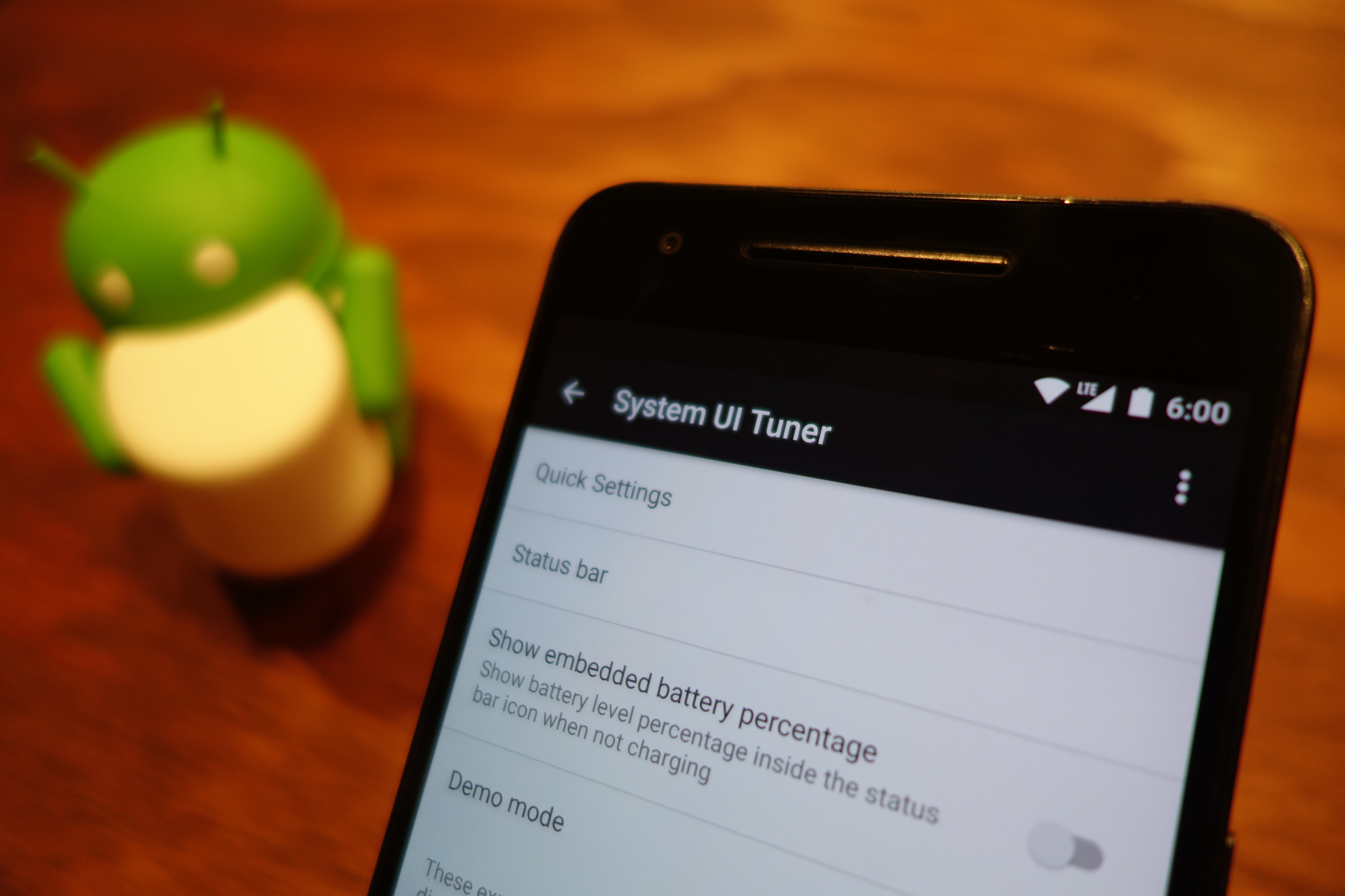 How to access stock Android's hidden UI settings [and Android N updates]