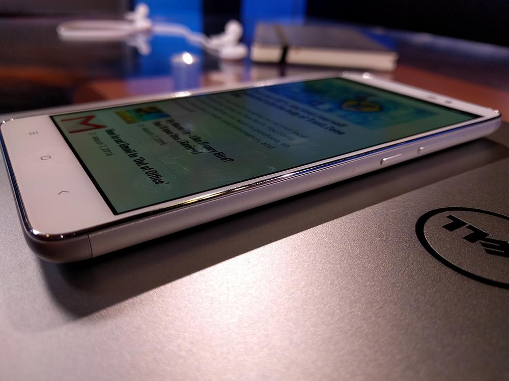 Xiaomi Redmi Note 3 buttons computer