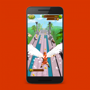 hercules run gameplay