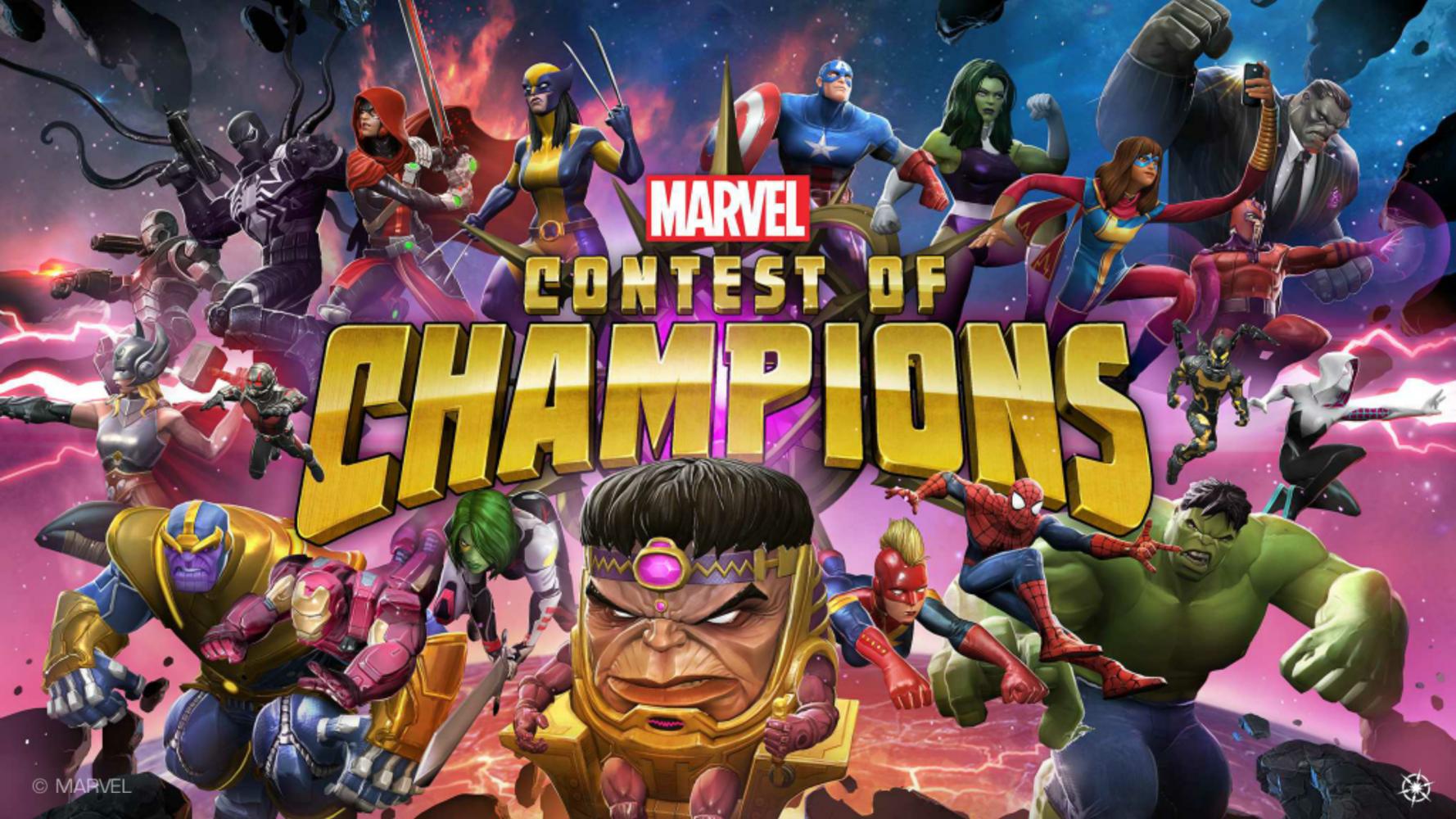 Marvel Contest of Championscon ilimitado puntos