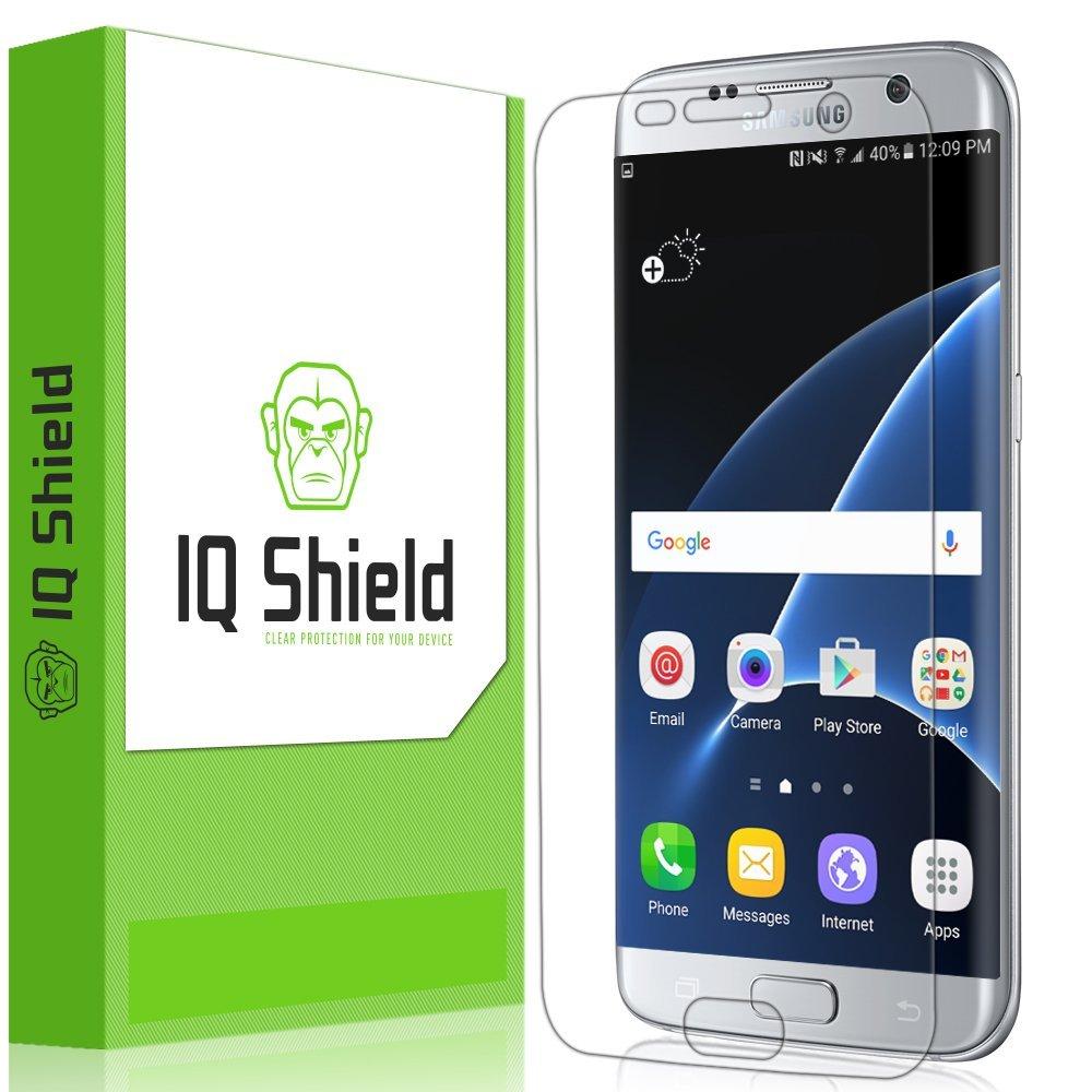 IQSheild Galaxy S7 screen protector