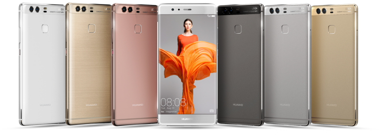 How to SIM unlock the Huawei P9
