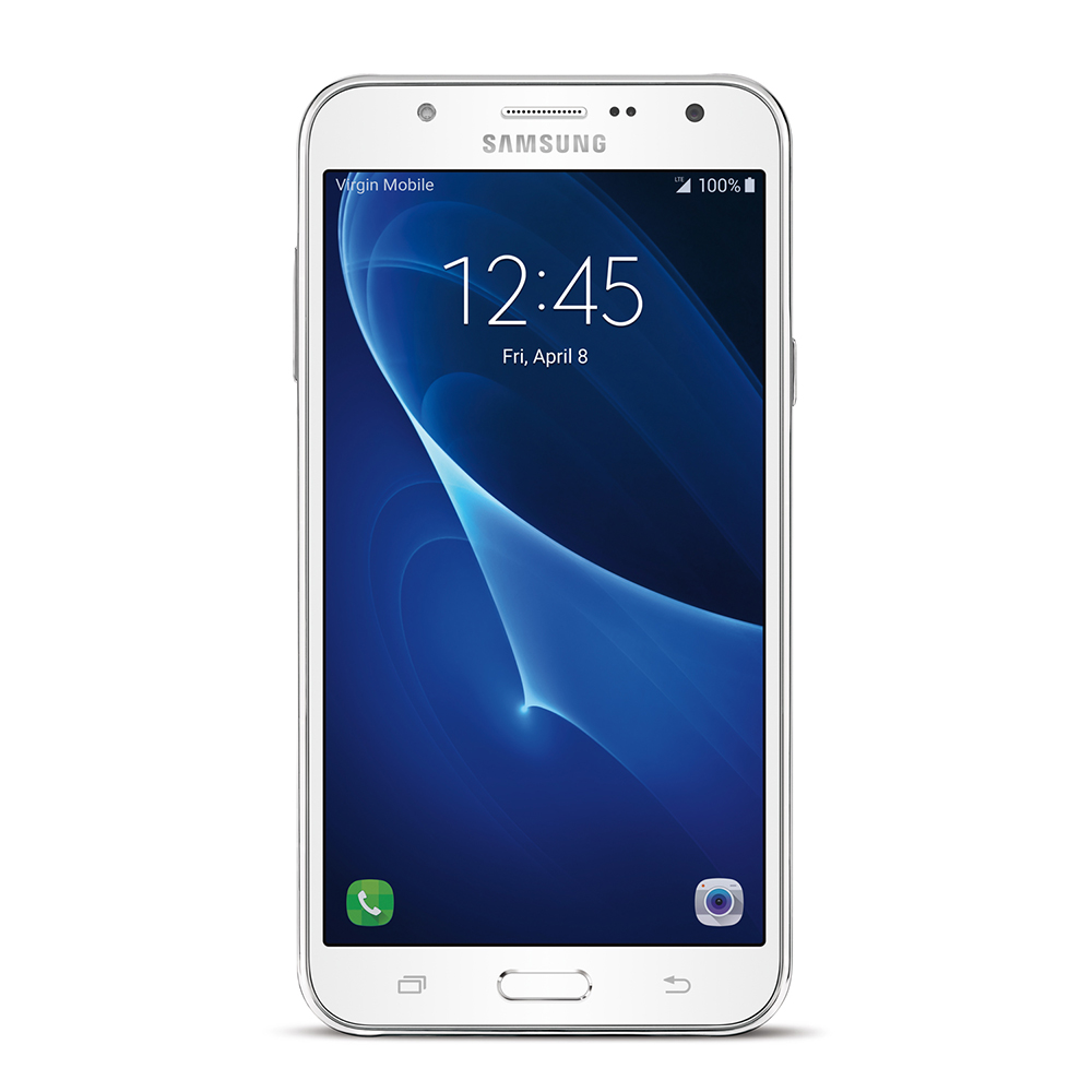 Virgin Galaxy J7 - White
