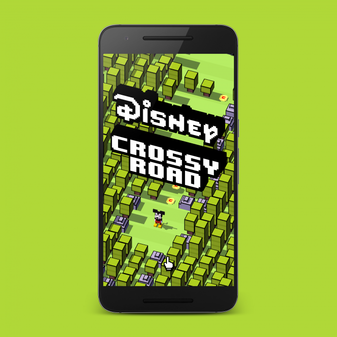 Disney Crossy Road Review