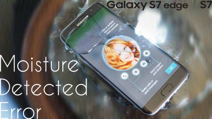 half off 96fd5 5a9c5 What to do if your Samsung Galaxy S7 or S7 edge gets wet and will ...