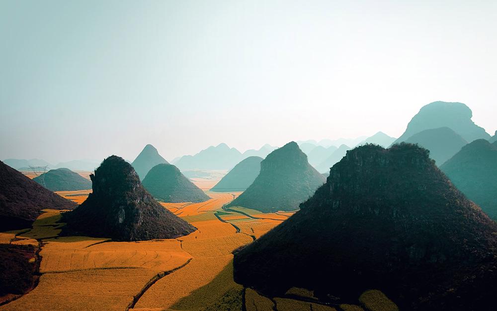 nature-mountain-high-orange-field-3840x2400