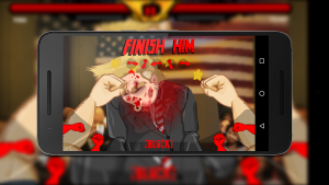 Punch the Trump Gameplay
