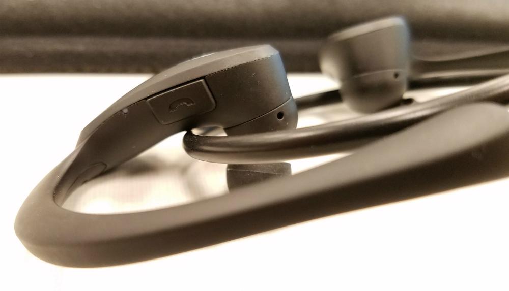 MPOW Cheetah Bluetooth Earbuds call button