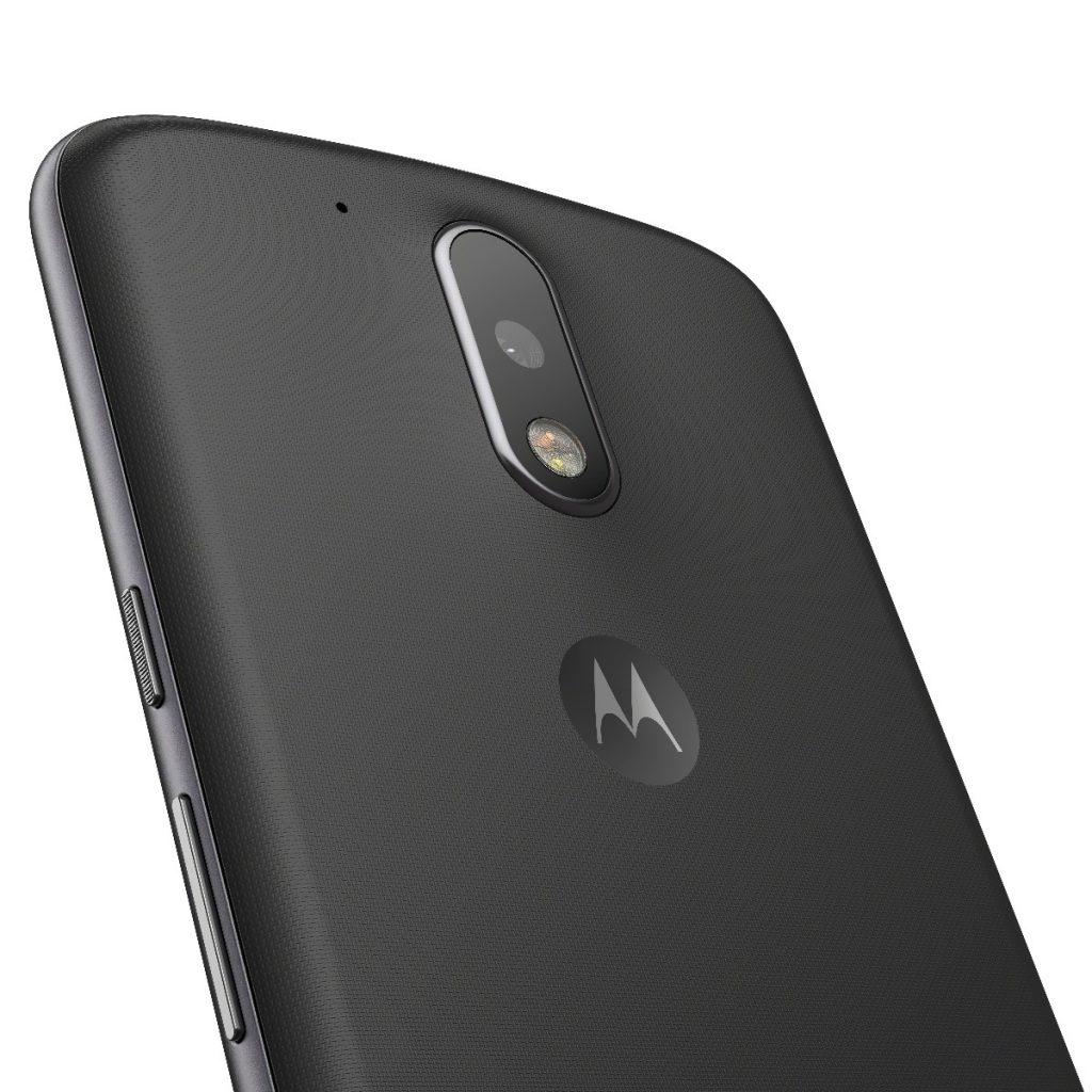Moto G4_Black_Back_Detail