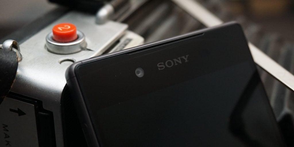 Sony Xperia Z5 speaker