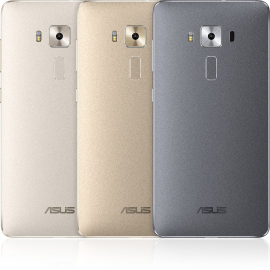 ZenFone 3 Deluxe-3 colors