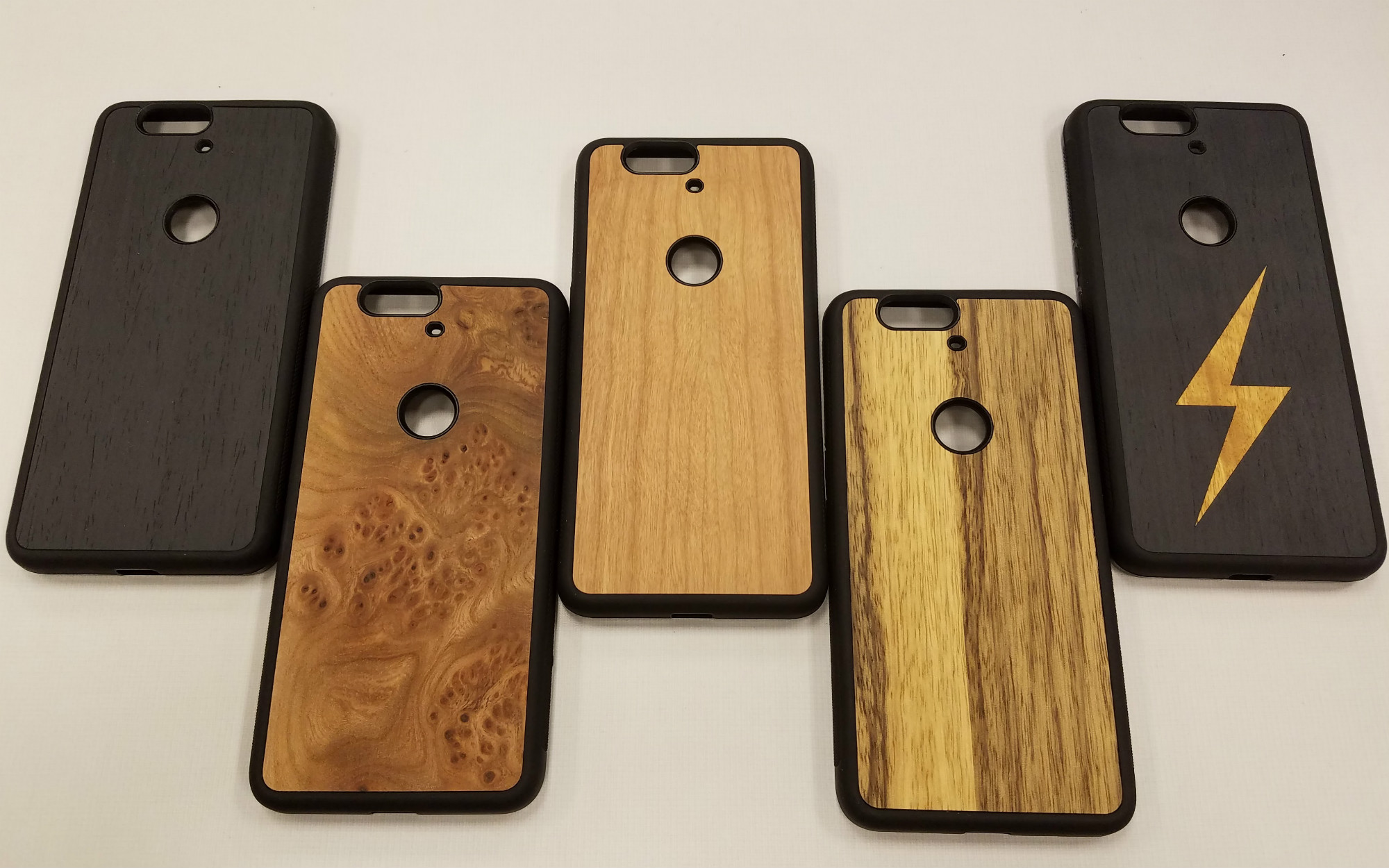 Cover-Up WoodBack family