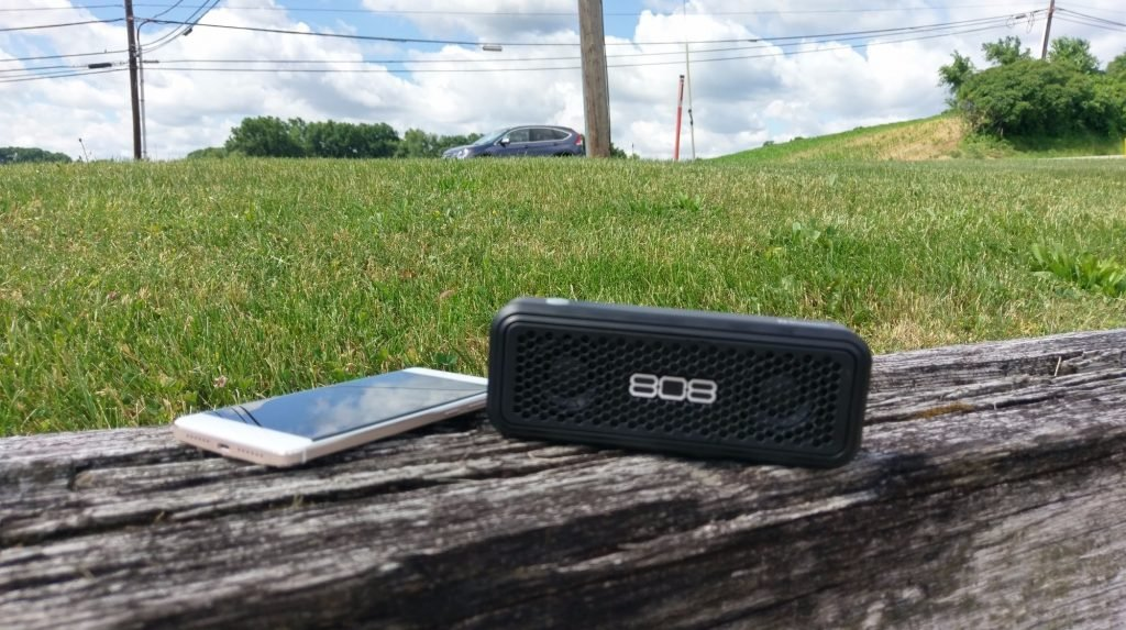 808 XS portable Bluetooth speaker review