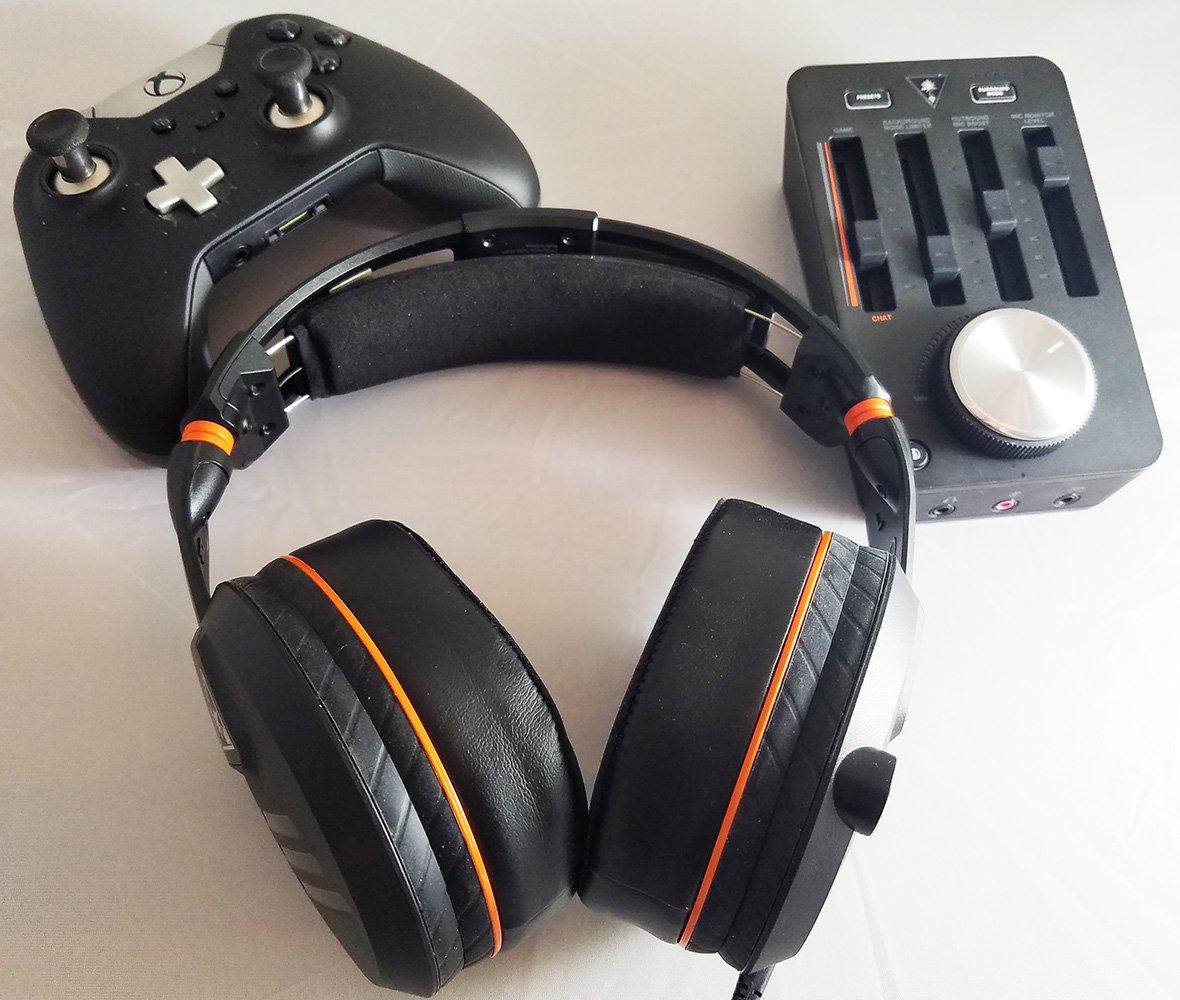 Turtle Beach Elite Pro headset controller tac