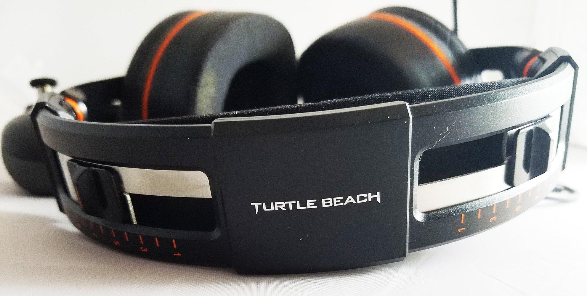 Turtle Beach Elite Pro tension control