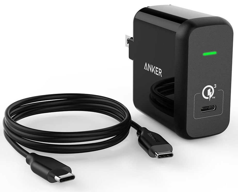 anker usb type c wall charger