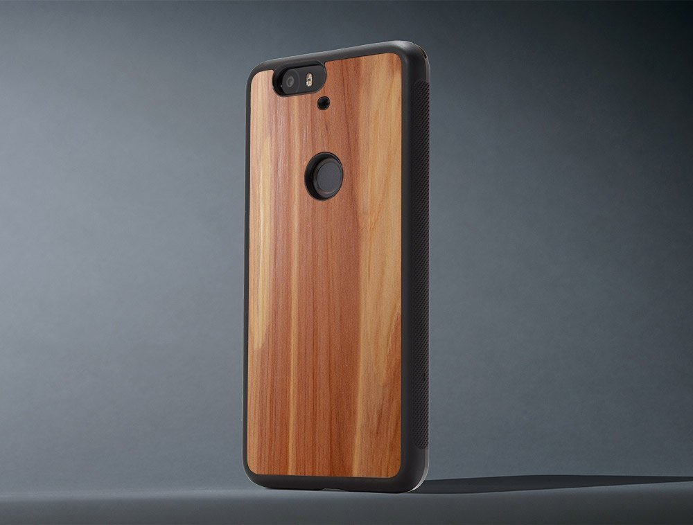 carved nexus 6P case