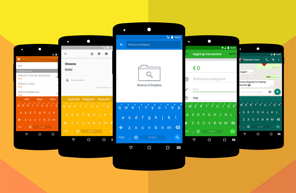 chrooma-keyboard-android