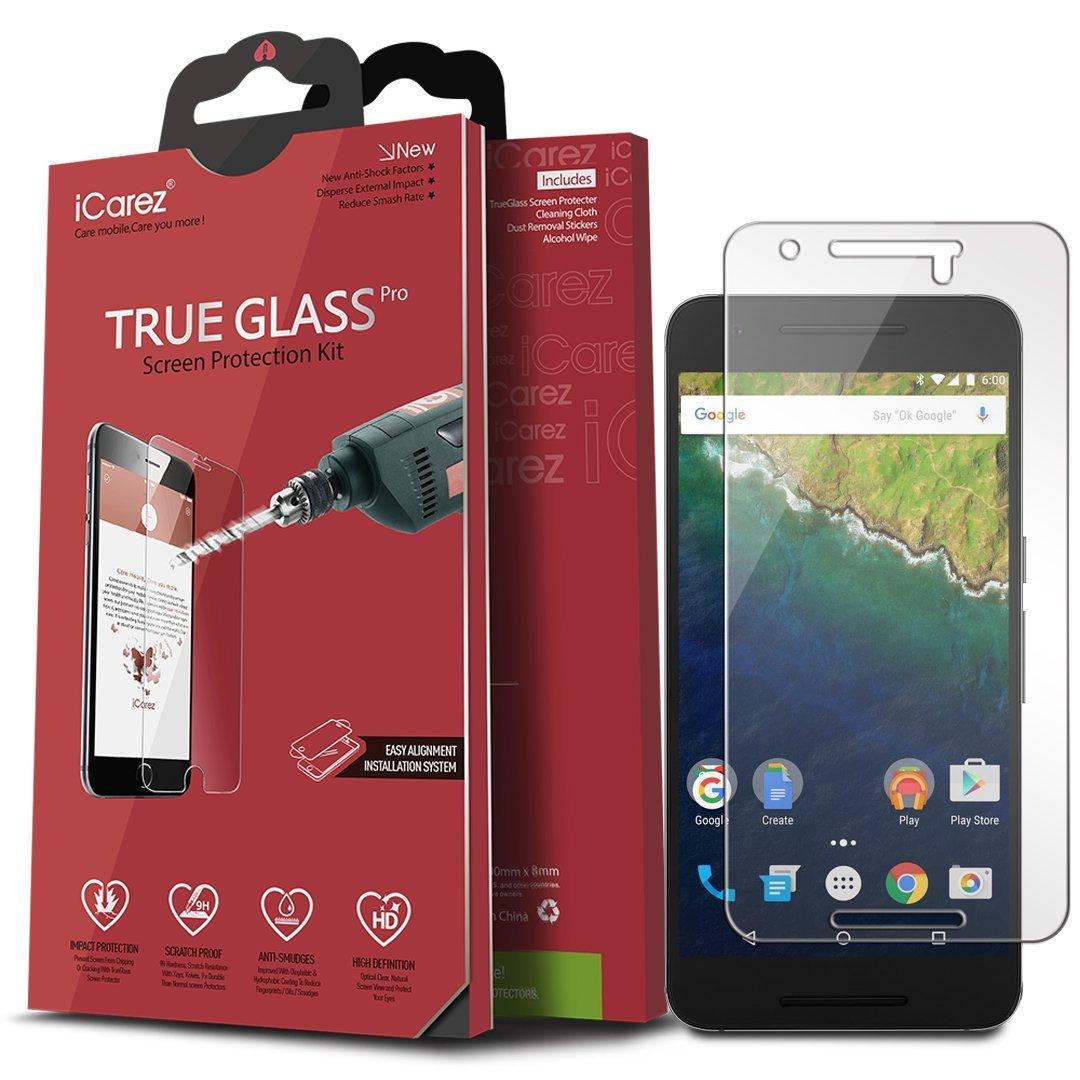 iCarez Tempered Glass Screen Protector