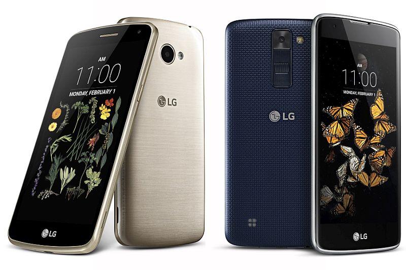 LG K5 vs LG K8 V
