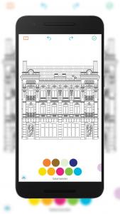 recolor paint interface