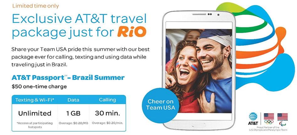 AT&T Passport Rio