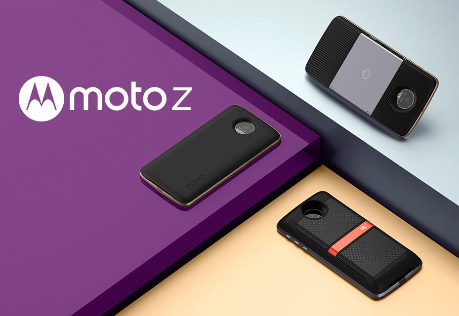 Moto Z Force Droid Moto Mods