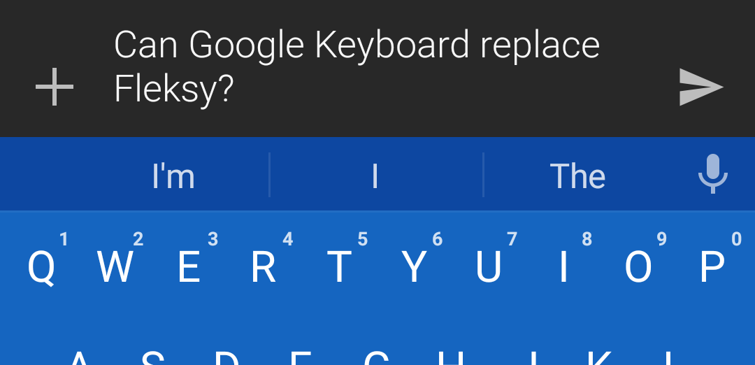 Why I finally switched to Google Keyboard