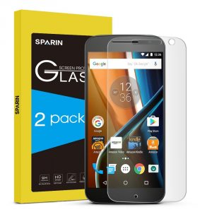 Sparin screen protectors