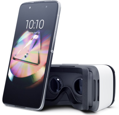 Cricket Wireless nabs Alcatel Idol 4 and VR goggles bundle for $200