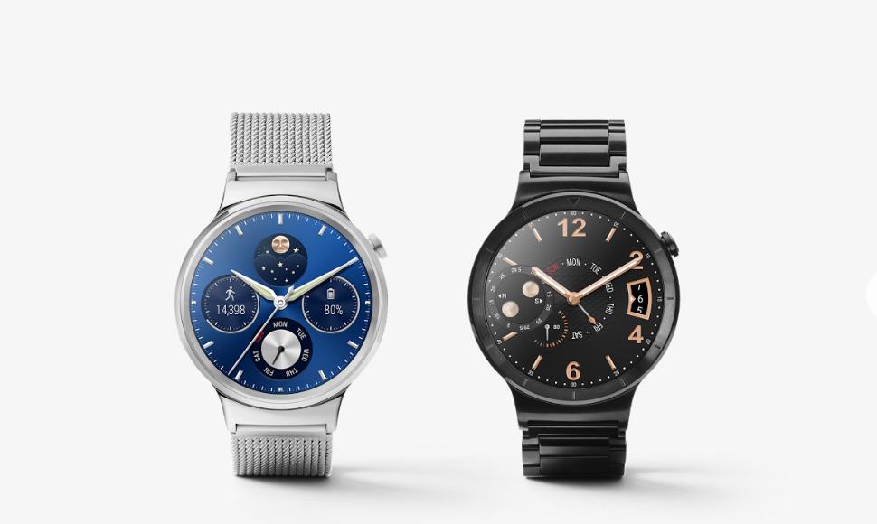 First-Gen Huawei Watch
