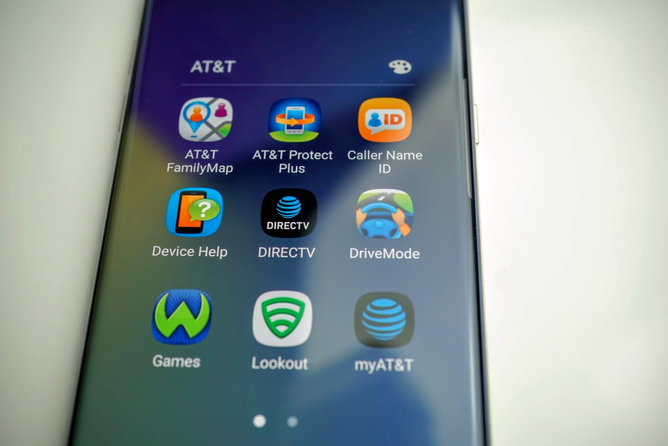 Note 7 AT&T bloat