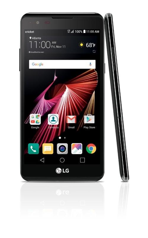 LG X power (PRNewsFoto/Cricket Wireless)