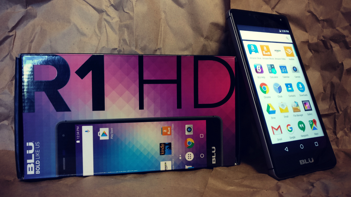 Blu R1 Hd Review Is It Possible To Go Wrong With A 50 Phone Er Advance Reviews