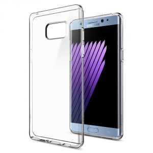 Samsung Galaxy Note 7 Spigen Liquid Crystal