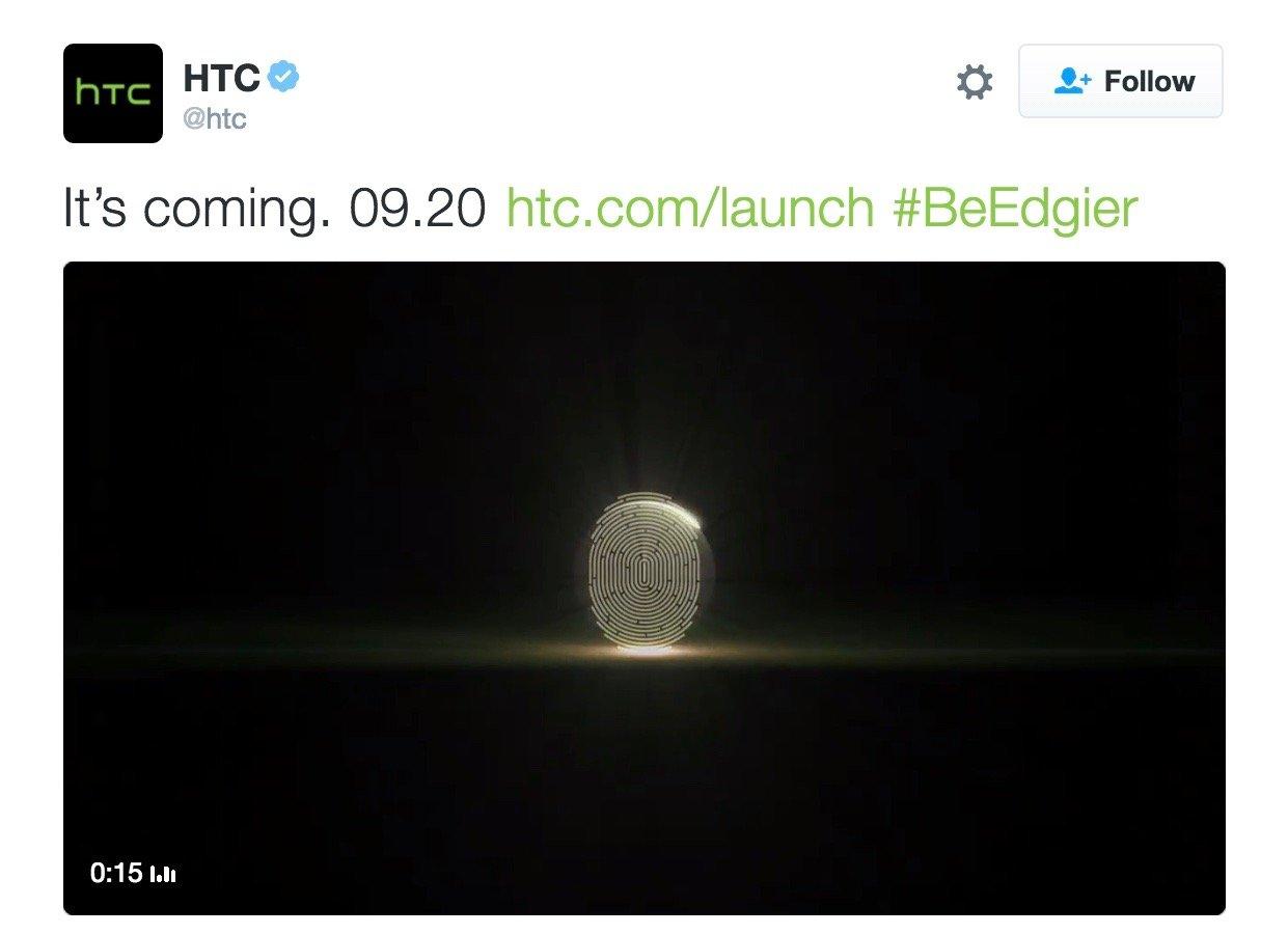 HTC Announcement