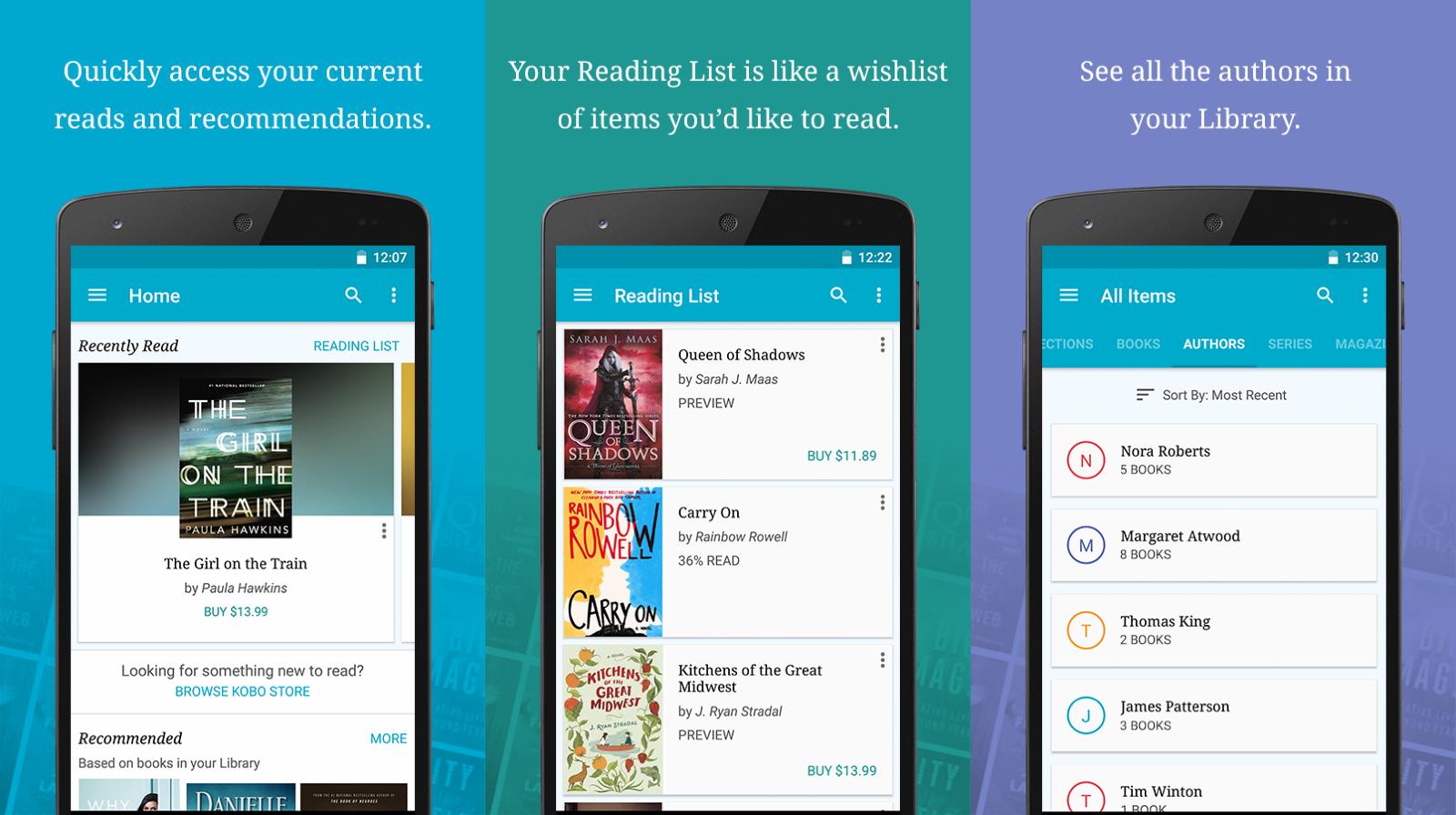 kobo-book-app