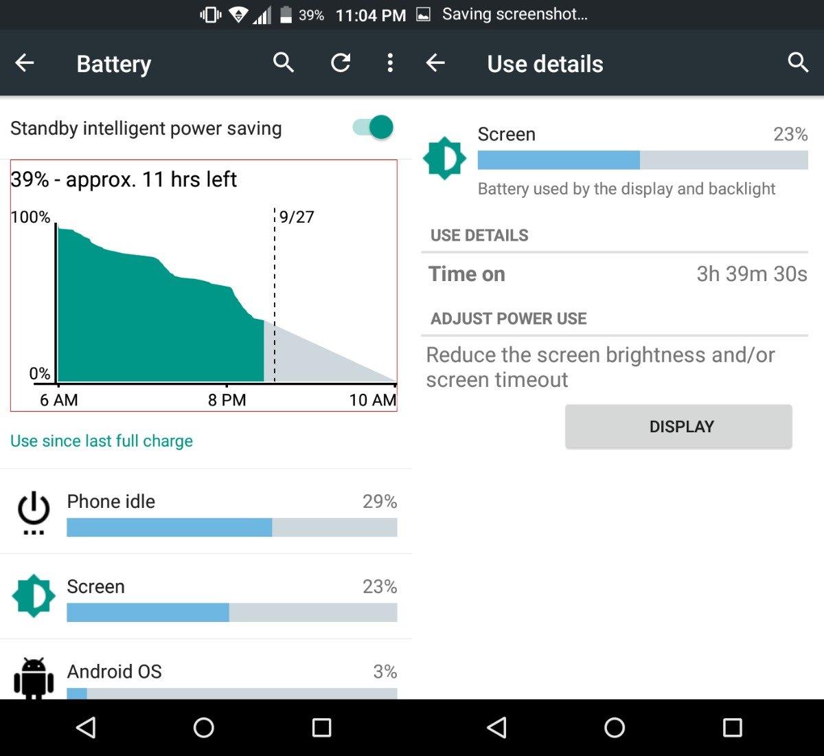 Posh Optima battery
