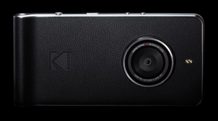 Kodak launches the Ektra – an Android smartphone with analog