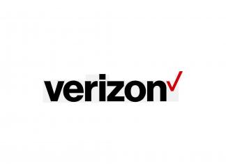 verizon transparent logo