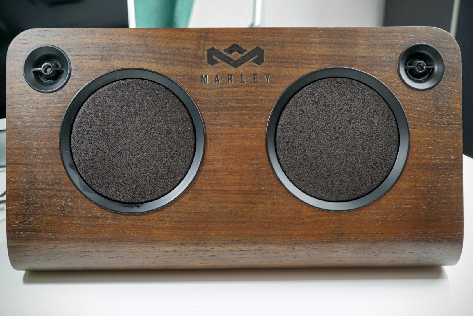House of Marley Get Up Stand Up Bluetooth Speaker: Cutting edge