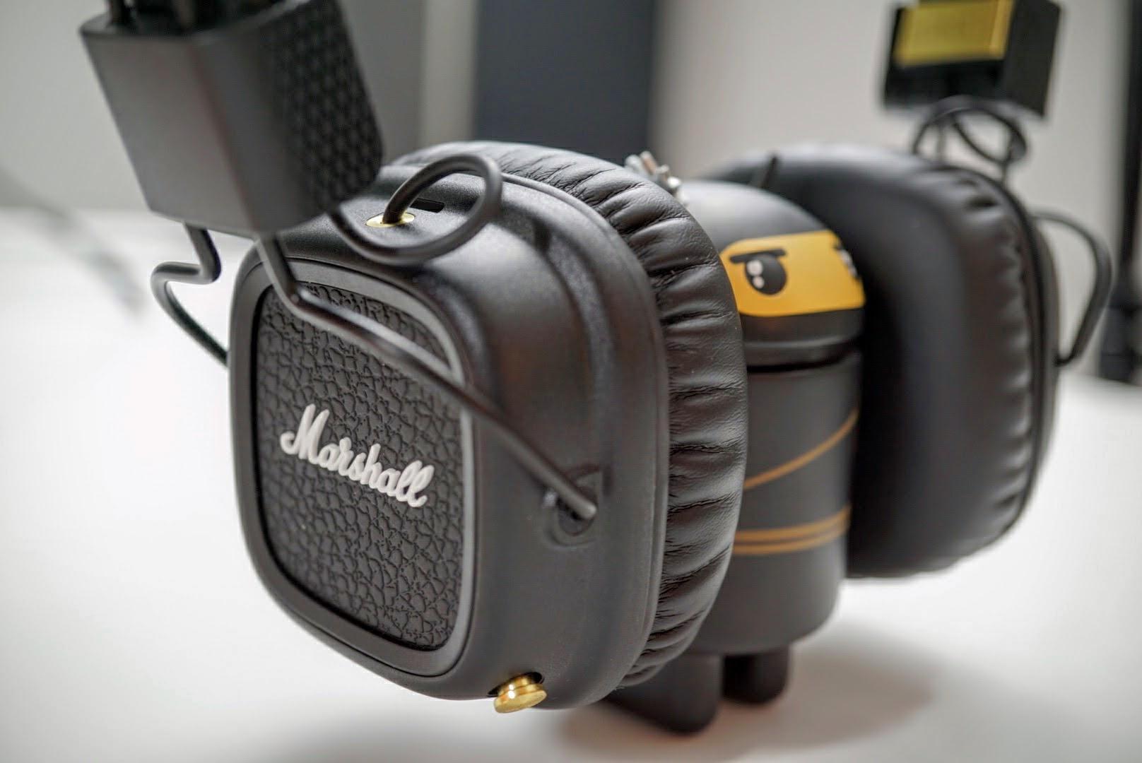 9e3f3337ab8 Marshall Major II Bluetooth Headphones: Live for music (review)
