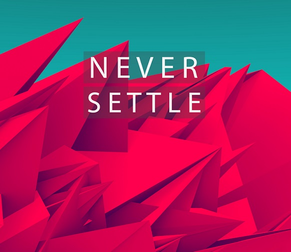 never-settle-logo