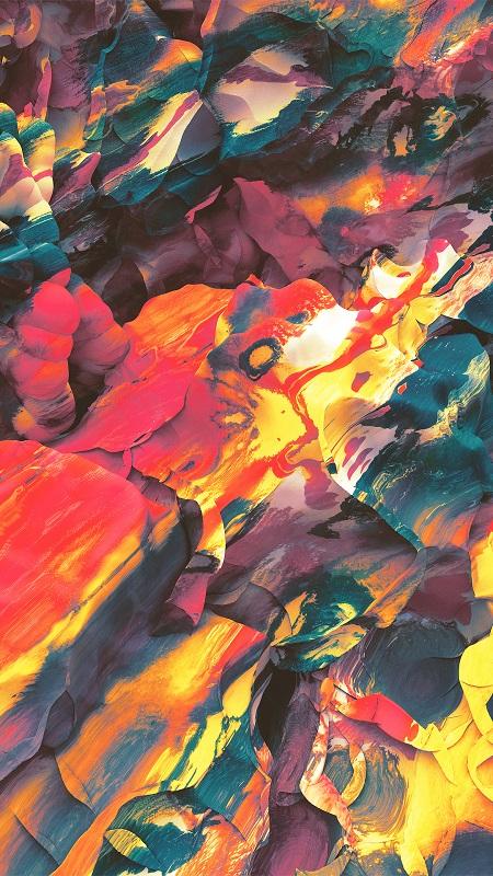oneplus-3t-wallpaper-rainbow