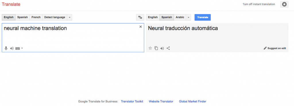 Google Translate makes giant leap for mankind